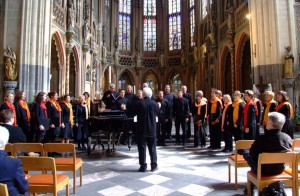 Konzert in St. Jacques