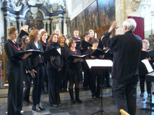 Konzert in Sint Jan