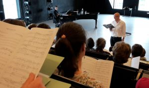 Workshop mit Bob Chilcott